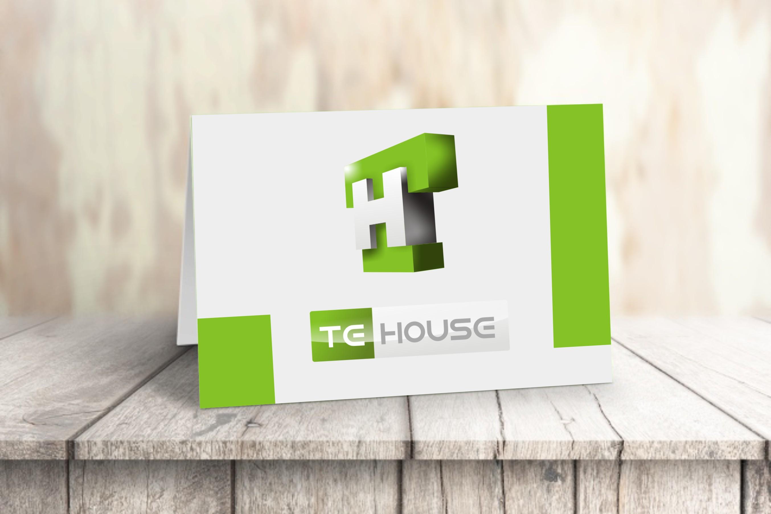 створення логотипу для інтернет магазину техніки