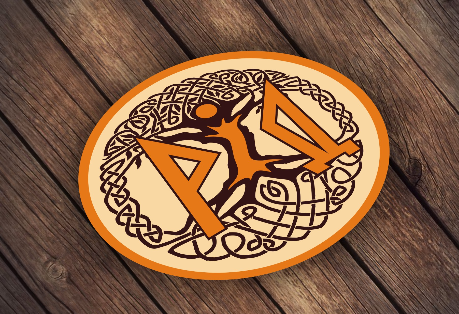 логотип мережі етно-одягу